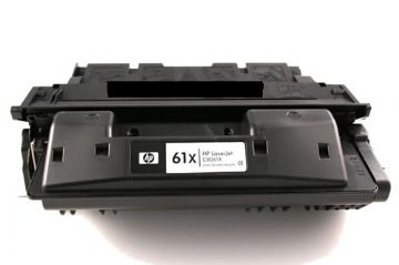 HP 61X Black Refurbished Toner Cartridge (C8061X)